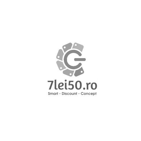 Husa Full Body TPU pentru iPhone 8, albastru deschis
