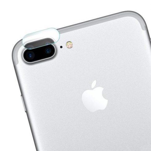 Folie de sticla pentru camera spate iPhone 7/8 Plus, set 3 bucati
