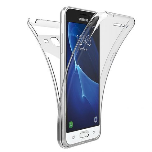 Husa Full TPU 360° pentru Samsung Galaxy J5 2016 / J510, transparenta